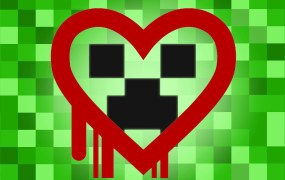 Minecraft heartbleed