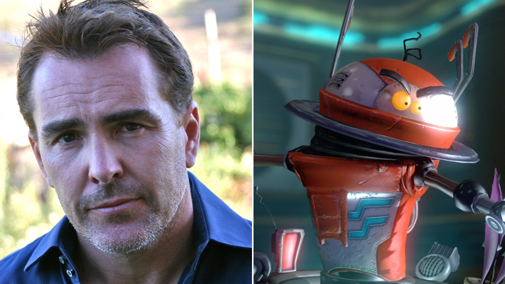 Nolan North as Sigmund
