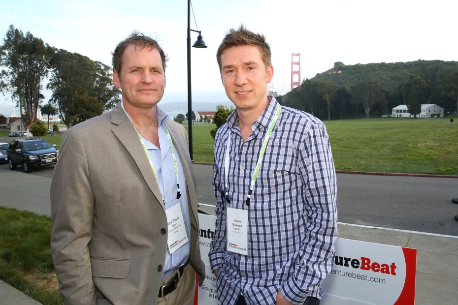 Appia's Ken Hayes and Jud Bowman