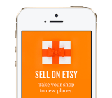 Sell on Etsy app
