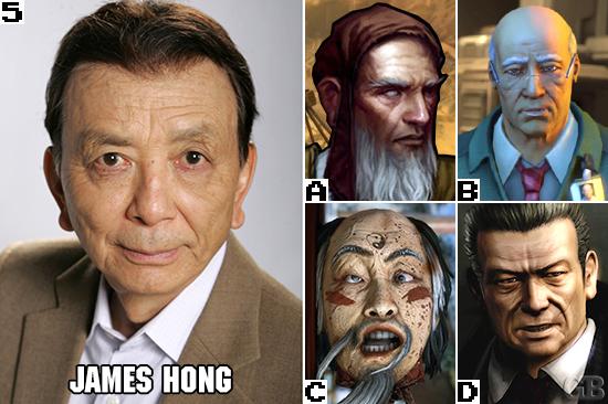 Puzzler James Hong