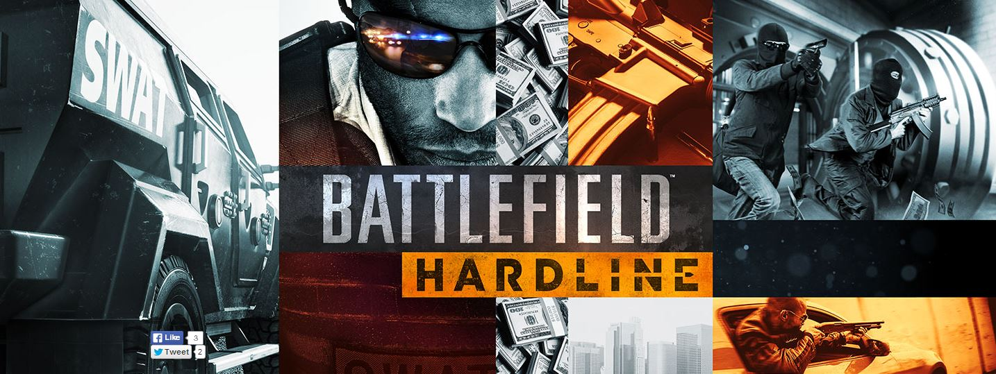 Battlefield: Hardline is real, and EA will give us the details at its E3 press event.