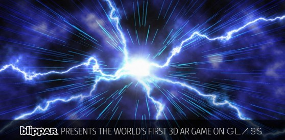 Blippar game poster