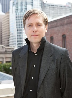 David Helgason of Unity Technologies