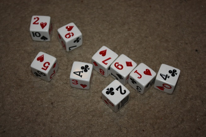 Deck of Dice