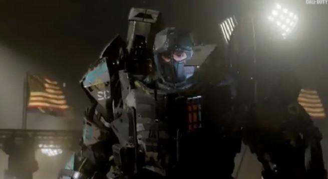 Exoskeleton in Call of Duty: Advanced Warfare.