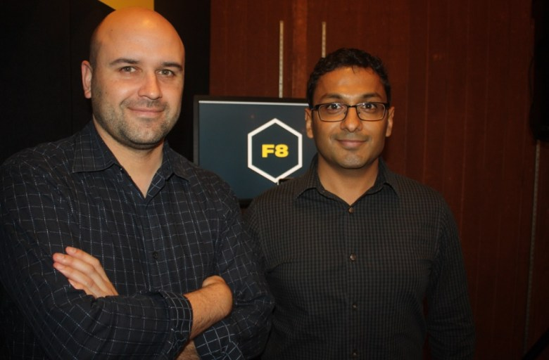 Dan Morris and Vishu Gupta of Facebook