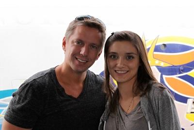 Brian McRae and Anna Gambal-McRae