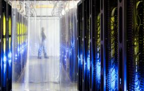 Google Iowa data center network