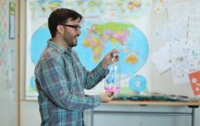 MysteryScience cofounder Doug Peltz