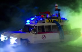 Who wouldn't want a Lego Ghostbusters game?