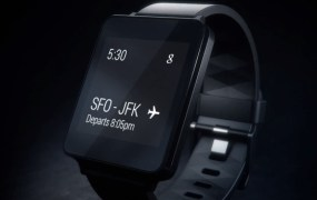 LG's G Watch: An Android Wear-powered smartwatch