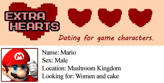 Extra Hearts: Mario