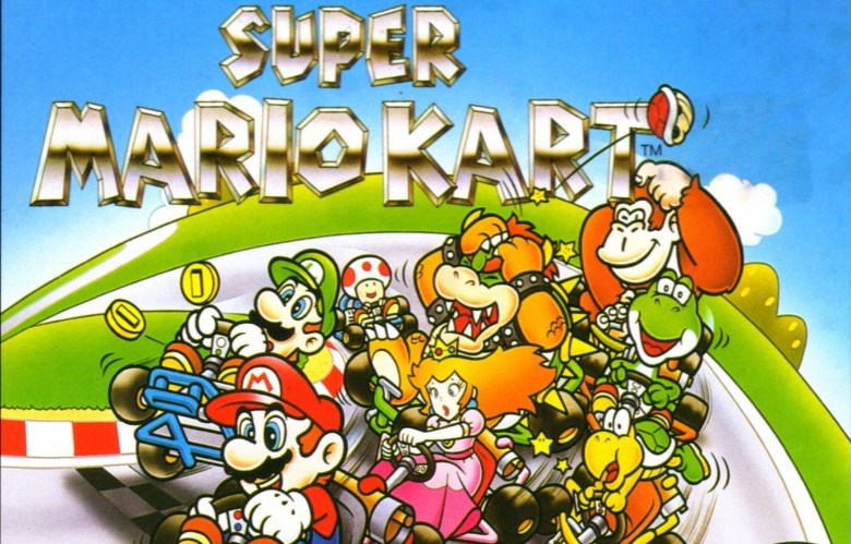 Who'd have thought a silly, racing spin-off would become one of Nintendo's biggest franchises?
