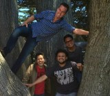 Mastermind Studios. From top clockwise: Matt Pahl, Tim Robles, Sumit Agarwal, and Dan Chao