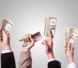 Money hands 401K 2012 Flickr