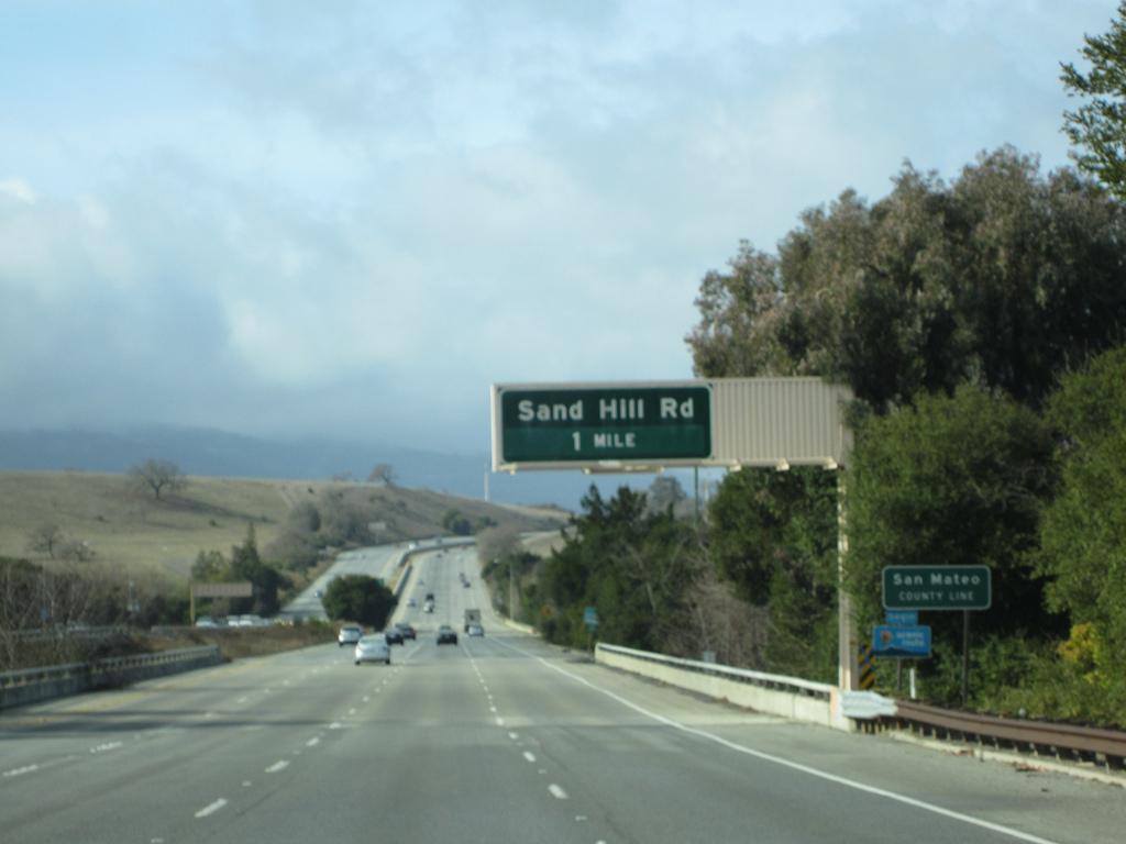 Sand Hill Road Aaron Parecki Flickr