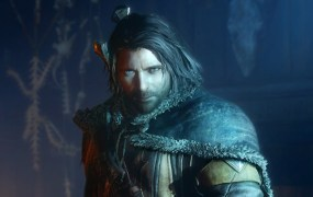Talion in Shadow of Mordor.