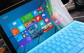 Surface Pro 3 Windows 8