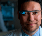 Dr. Warren Wiechmann, head of the Google Glass program at UC Irvine School of Medicine