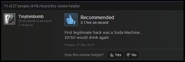Watch Dogs Soda