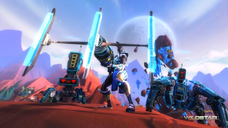 WildStar lets you get just as crazy as it is.