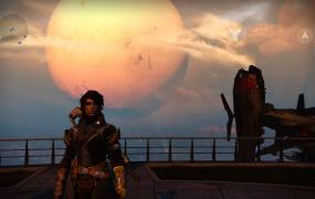 A screenshot from Destiny.