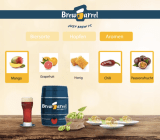 Brewbarrel's website lets you create your own beer -- even a mango-chili-passionfruit IPA, if that's what you want.