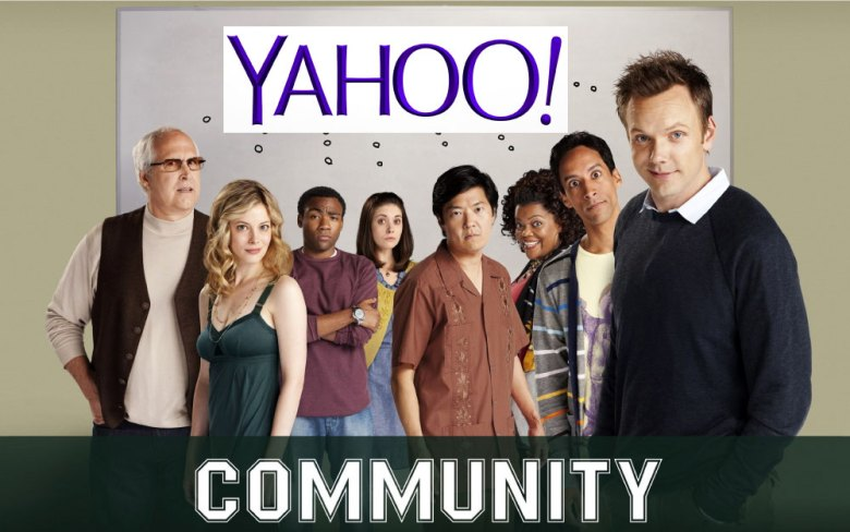 Community on Yahoo