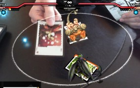 Drakerz-Confrontation augmented-reality game