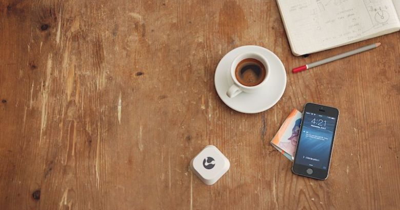 Coffee. iBeacon. iPhone. Shop.