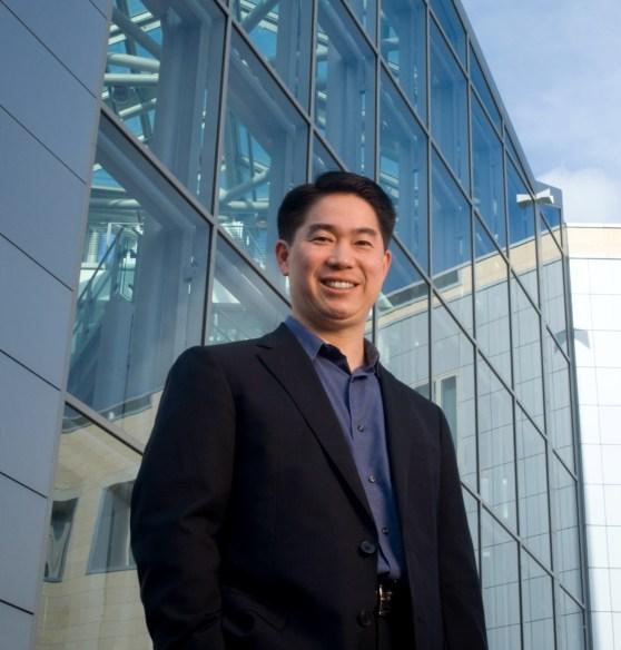 HyTrust's Eric Chiu