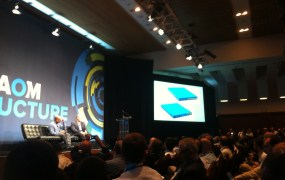 Jay Parikh talks about Facebook's new switch at Gigaom Structure in San Francisco on June 18.