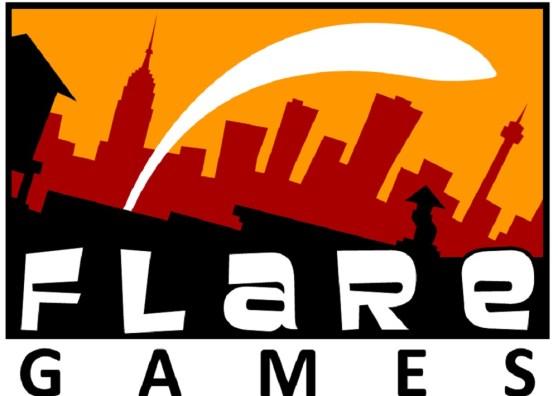 Flaregames logo
