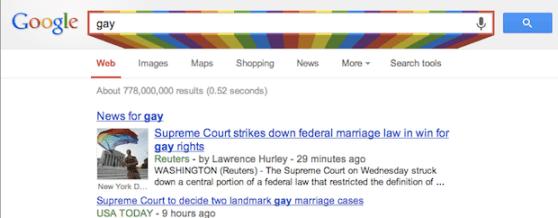 google-gay