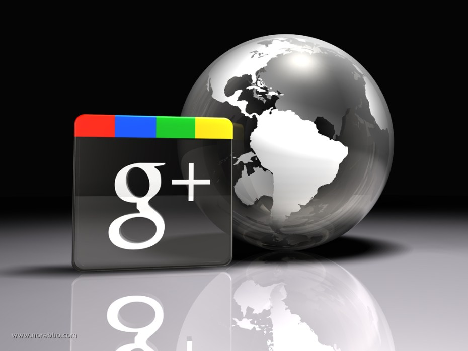 Google Plus Around the World