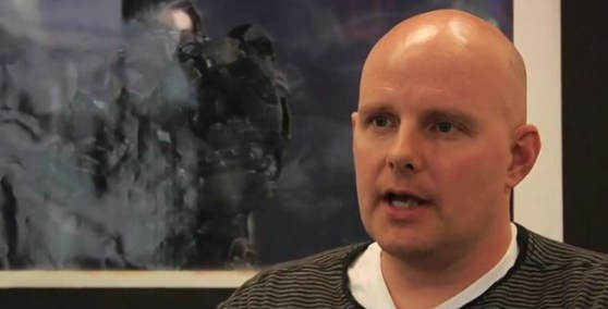 Frank O'Connor of 343 Industries
