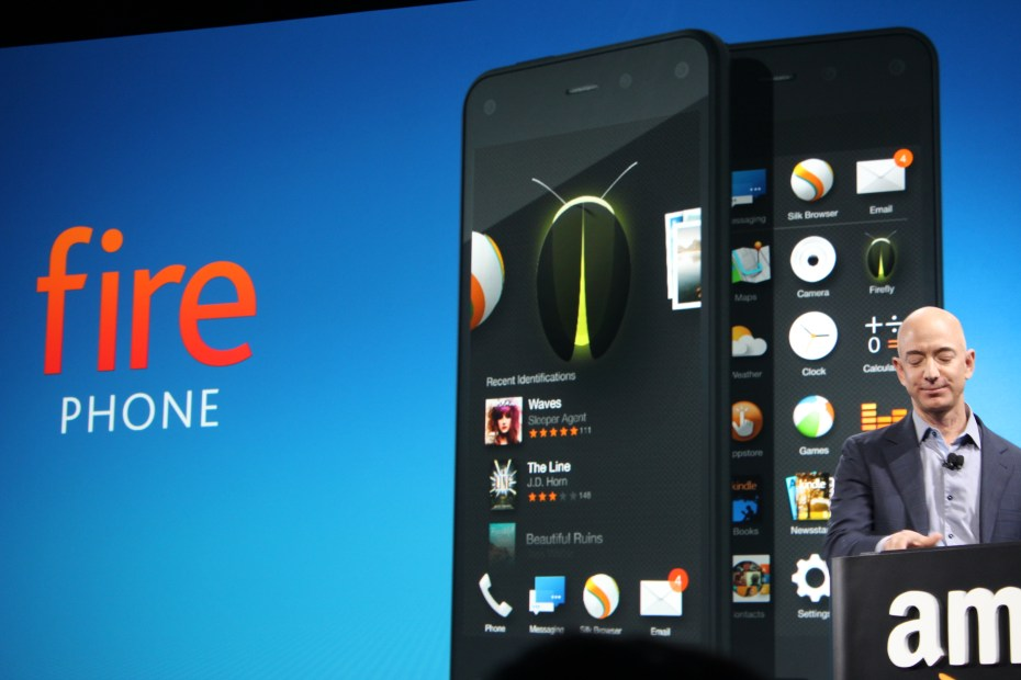 Amazon's new phone will, of course, have games.