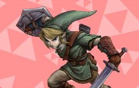 Link is on a quest for love.