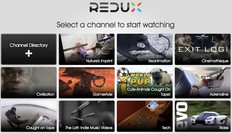 redux channels
