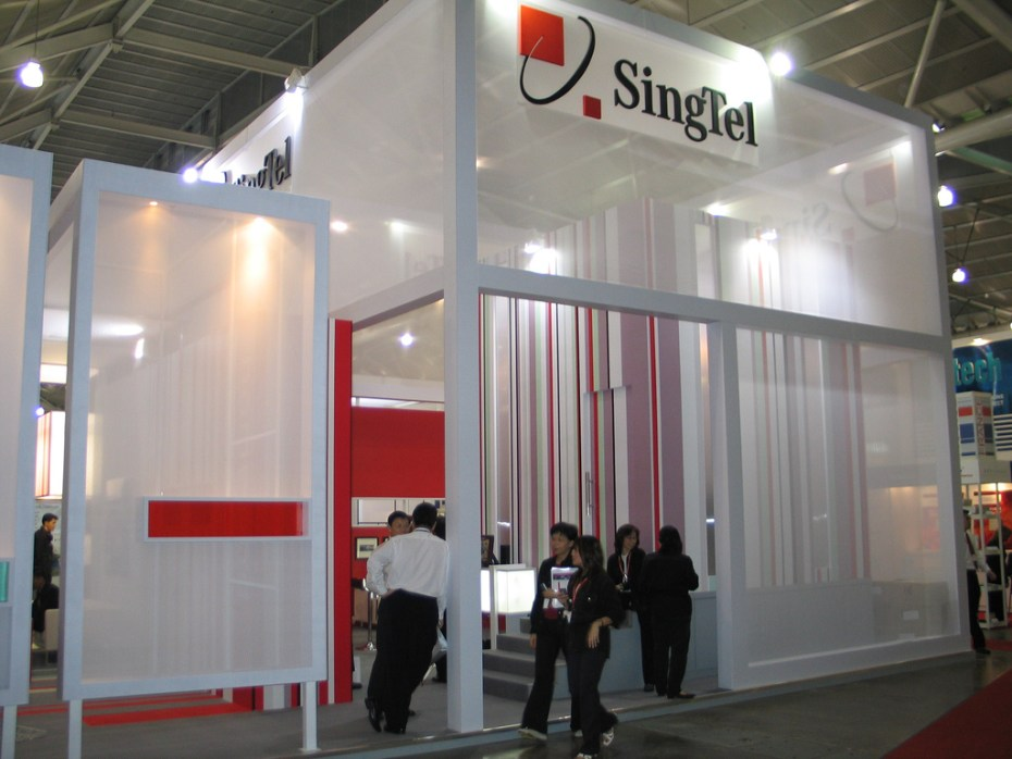 SingTel David Quitoriano Flickr