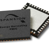 Spansion energy harvesting chips