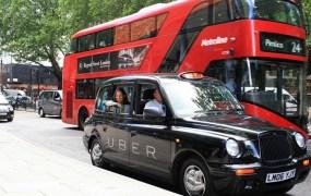UberTaxi London