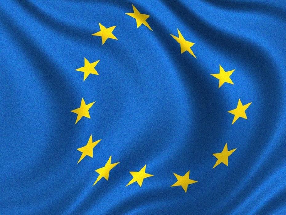 """""""European Union flag"""""""