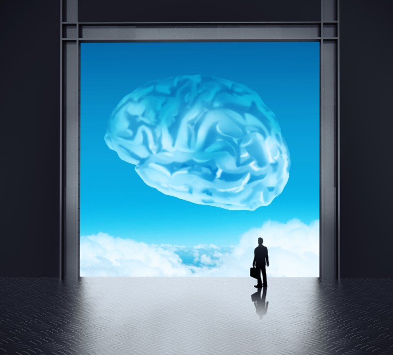 cloud brain everything possible Shutterstock