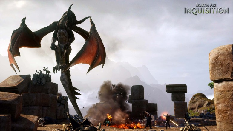 Inquisition's larger scale battles encourage the use of both tactical and real-time combat.