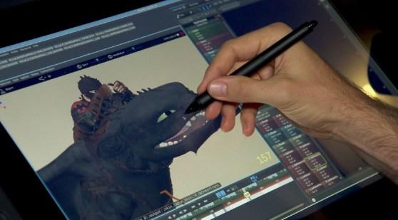DreamWorks Animation's Premo tool