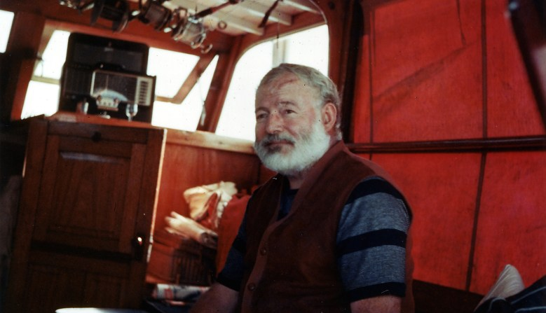 Ernest Hemingway, 1950