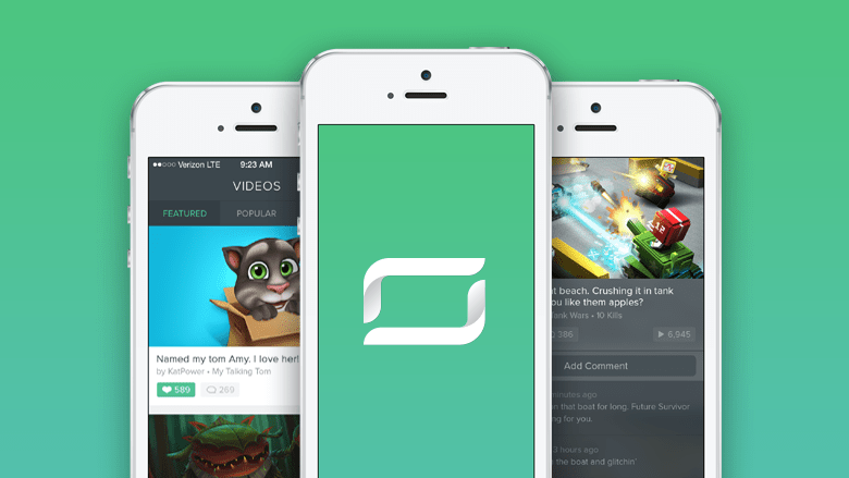 The Kamcord social app to help players share their videos with a like-minded community.