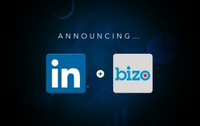 Linkedin buys Bizo